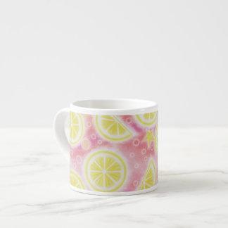 Pink Lemonade espresso mug