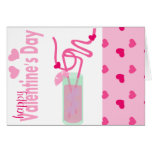 Pink Lemonade for Two Card