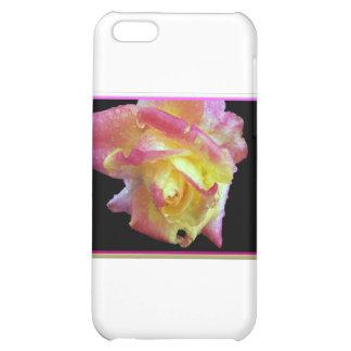 Pink Lemonade Framed iPhone 5C Cases