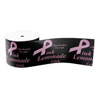 pink lemonade girls grosgrain ribbon