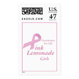 Pink Lemonade Girls Postage