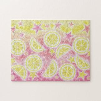 Pink Lemonade jigsaw puzzle