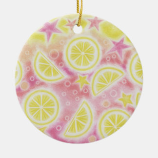Pink Lemonade ornament