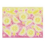 Pink Lemonade postcard