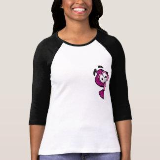 Pink Leopard Design 3/4 sleeve top