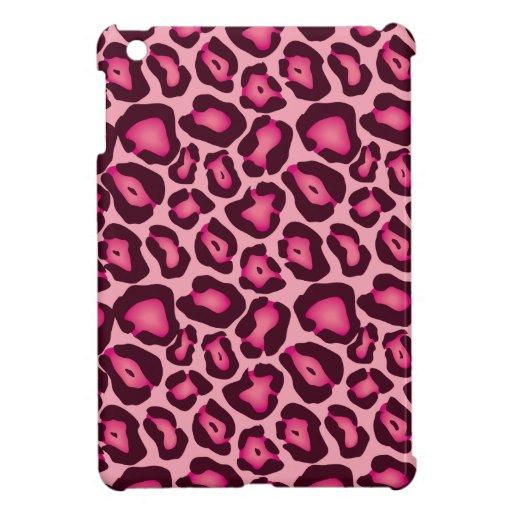 Pink Leopard iPad Mini Case