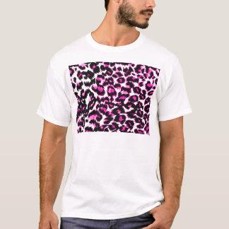 Pink Leopard Spots T-Shirt