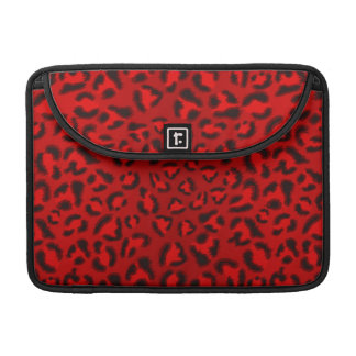 Pink leopard texture pattern. MacBook pro sleeve