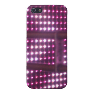 Pink Lights New York City - CricketDiane iPhone 5 Case