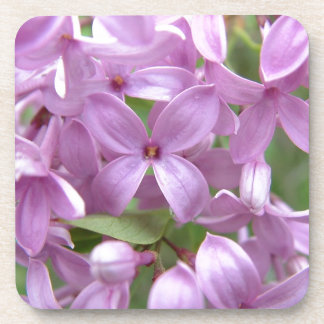 Pink Lilac Coaster