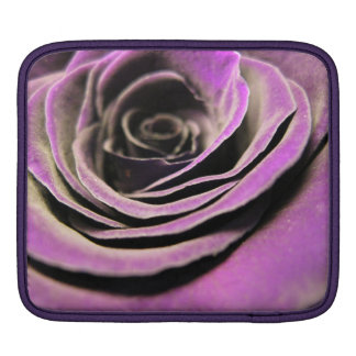 Pink Lilac Rose Sleeve For iPads