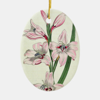 Pink Lilies - Ornament