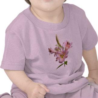 Pink Lilies Shirt