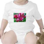 Pink Lilies Tee Shirt