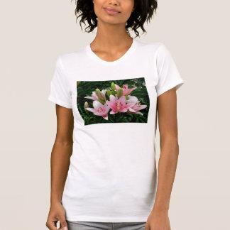Pink Lillies T-Shirt