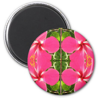 Pink Lilly Lily Flowers FUN TEMPLATE Resellers Magnet