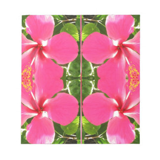 Pink Lilly Lily Flowers FUN TEMPLATE Resellers Memo Notepads