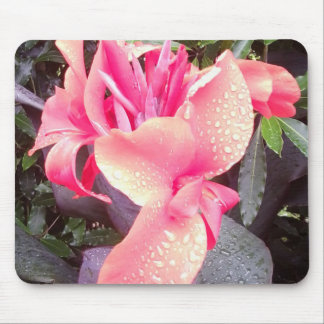 Pink Lilly Mousepad