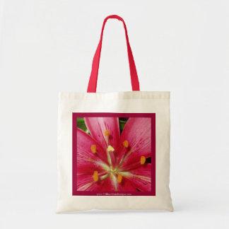 Pink Lily Bag