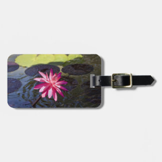 Pink Lily Bag Tags
