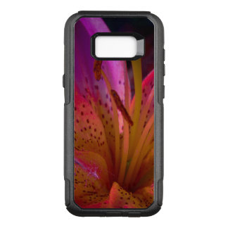 Pink Lily - Beautiful Mess OtterBox Commuter Samsung Galaxy S8+ Case