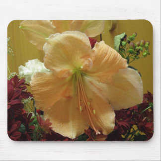 Pink Lily Bouquet Mousepad