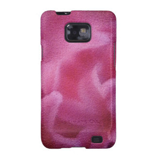 Pink Lily flower Paintings - Sam Sung Galaxy Case Samsung Galaxy Case