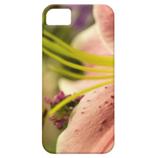 Pink Lily iPhone SE/5/5s Case