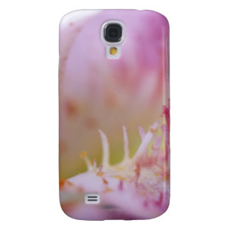 Pink Lily Macro Samsung S4 Case