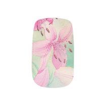 Pink Lily - Manicure Nail Art