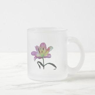 Pink Lily Mugs