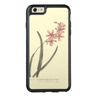 Pink Lily of The Valley Illustration OtterBox iPhone 6/6s Plus Case