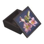 Pink Lily Quartet Premium Trinket Boxes