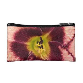Pink Lily Wristlet