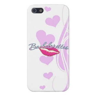 pink lips bachelorettes party bridal bridesmaids cover for iPhone 5