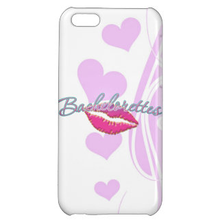 pink lips bachelorettes party bridal bridesmaids iPhone 5C cover