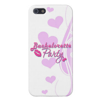 pink lips cherries bachelorette party bridal iPhone 5 cases