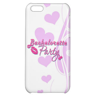 pink lips cherries bachelorette party bridal iPhone 5C cases