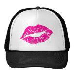 Pink Lips Trucker Hat