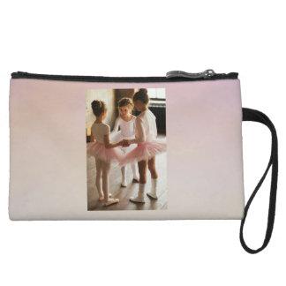 pink little ballerina bag