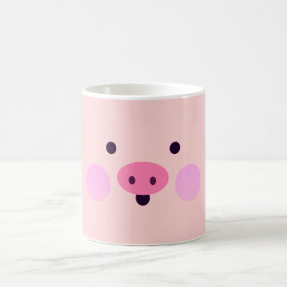 Pink Little Piggy Mug