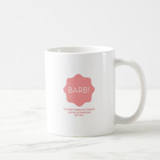 Pink Logo Coffee Mug