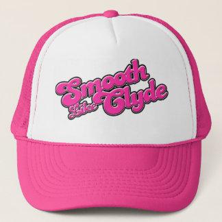 Pink Logo SLC Trucker Hat