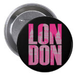 Pink London Buttons