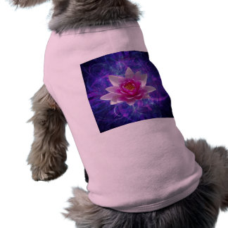 Pink lotus flower and meaning pet clothes