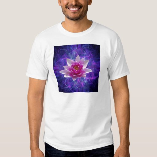 Pink lotus flower and meaning T-Shirt