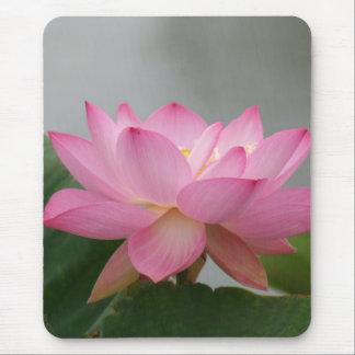 Pink Lotus flower Mouse Pad