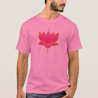 Pink Lotus Flower T-Shirt