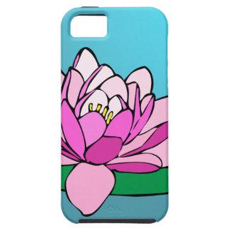 Pink Lotus iPhone5 Case