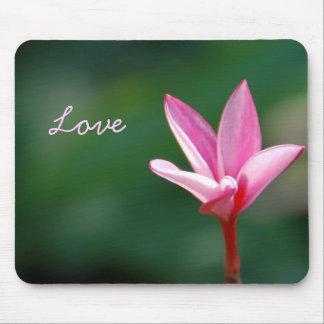 Pink Love Mousepad